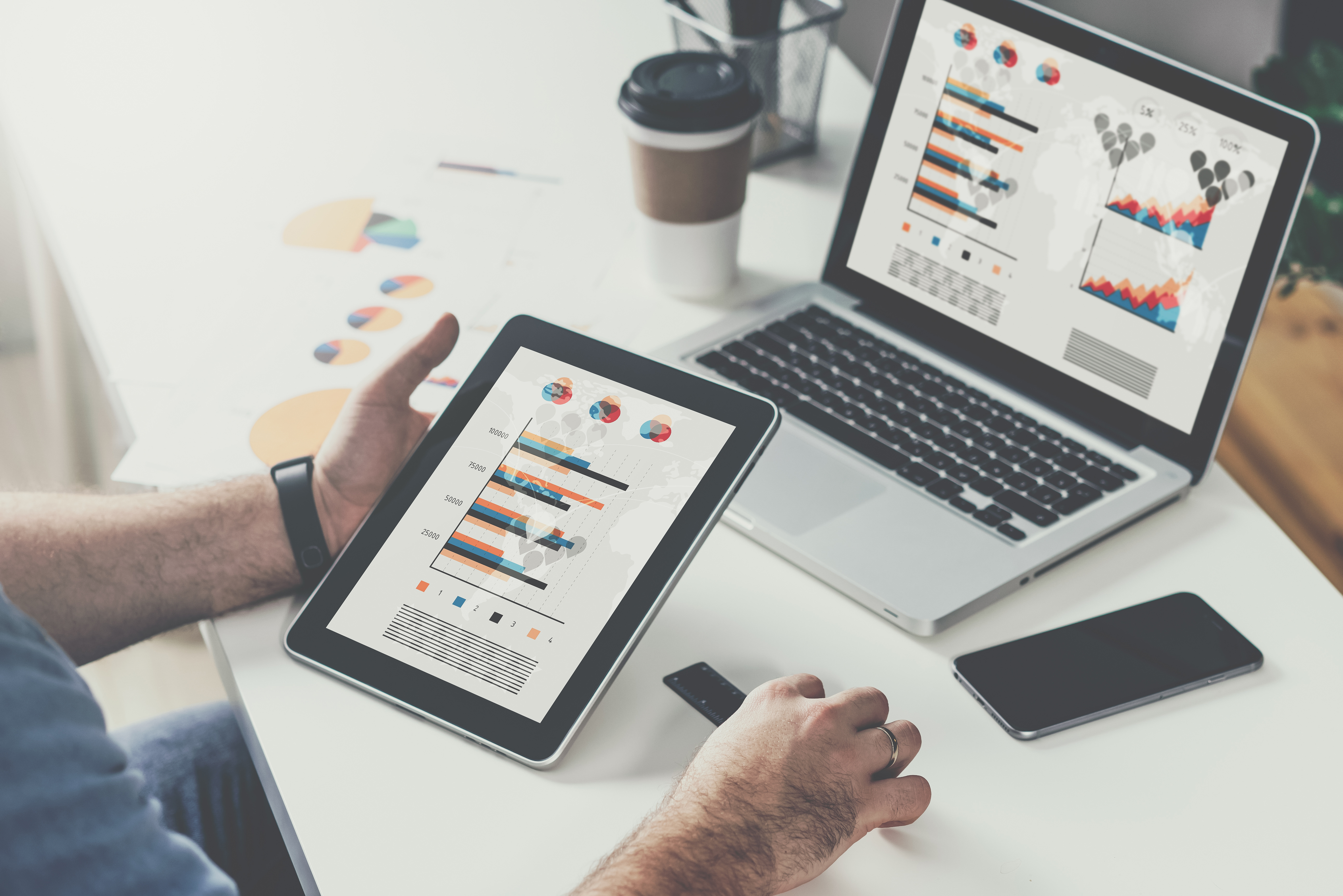 Laptops or tablets - which would be best for my business